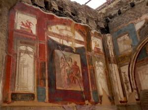 herculaneum picturi