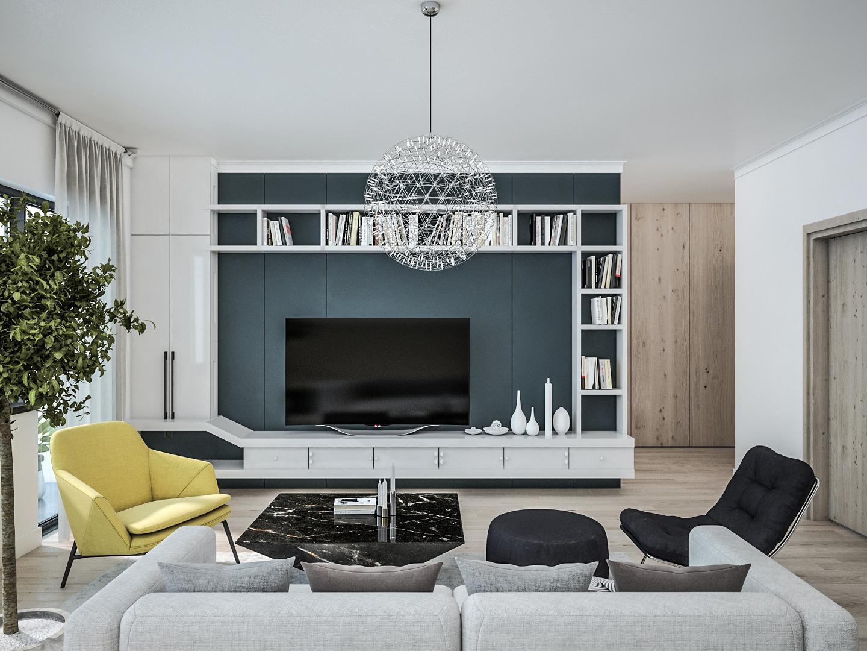 Grozavesti Interior 3D Renders InteriorExterior Design 3D